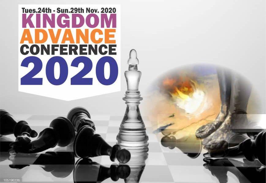 KINGDOM ADVANCE CONFERENCE 2020