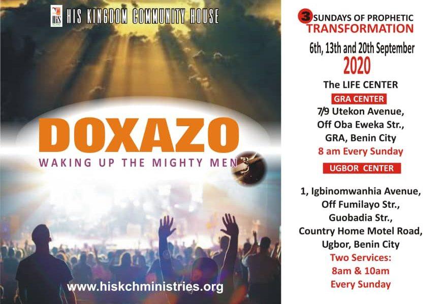 DOXAZO (20th September)